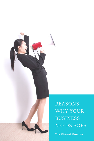 Reasons why your business needs SOPs