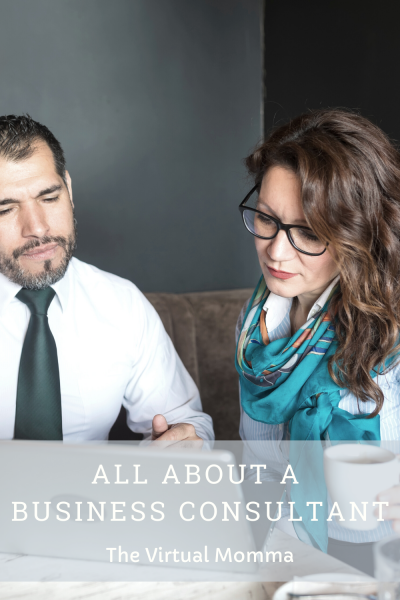 All About A Business Consultant